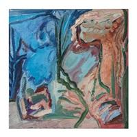 a blue garden by melissa meyer