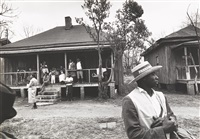 selma, alabama (man with freedom hat) by dennis hopper