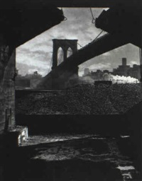 the old bridge by alexander alland