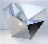 altair chair by daniel libeskind