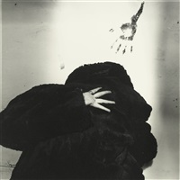 untitled, providence, rhode island, relating to portrait of a reputation series by francesca woodman