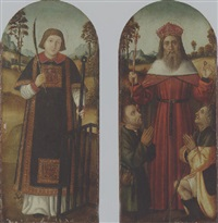 saint lawrence by french school-avignon (16)