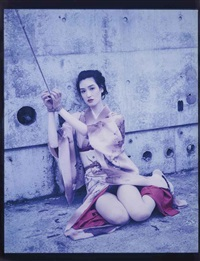 67 shooting back by nobuyoshi araki