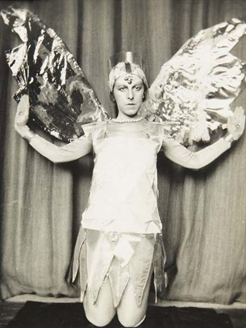 autoportrait by claude cahun