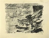 die sündfluth (8) by lovis corinth