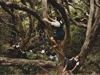 jungle gym by justine kurland