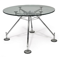 nomos occasional table by lord norman foster