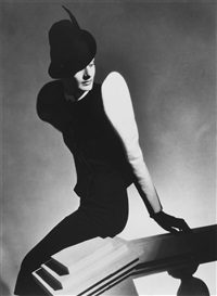 white sleeve, vogue, paris by horst p. horst