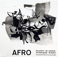 senza titolo by afro