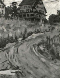 house on a hill by ruth a. (temple) anderson
