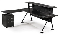 nomos desk system and return by lord norman foster