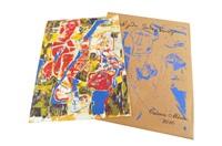 carpeta (5 works) by alejandro santiago