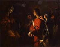 cristo davanti a caifa by trophîme (theophisme) bigot the elder