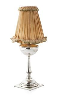 table lamp by william arthur smith benson