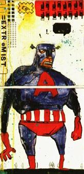 capitan american by tatiana