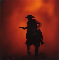 untitled (wild west) by david levinthal