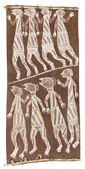 dancing mimihs by jack madagarlgarl