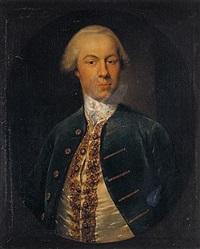portrait of a gentleman by cosmo alexander