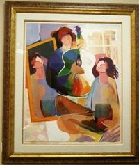 the mirro by hessam abrishami
