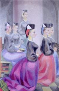 kvinder fra scanno, abruzzerne by harriet fischer