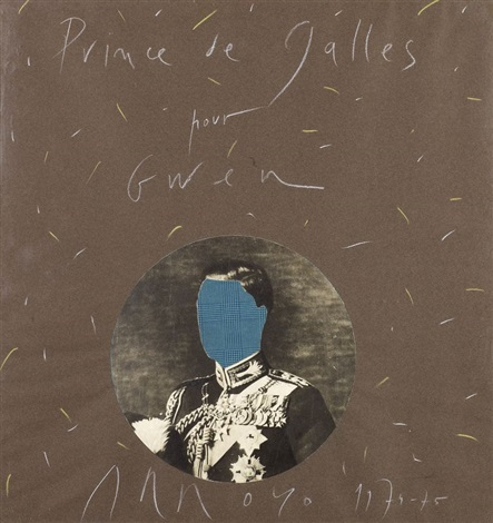 prince de galles by eduardo arroyo