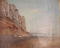falaises by georgette agutte