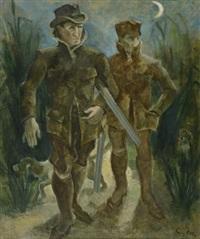 les chasseurs de canard by yves alix