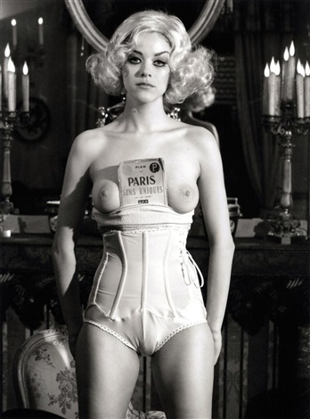paris sens uniques aus rose cest paris by bettina rheims