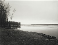 missouri river, clay county, south dakota by robert adams