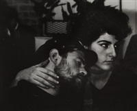couple by weegee