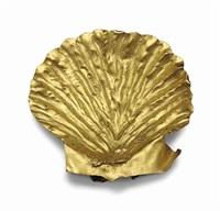 gold leaf by kiki smith