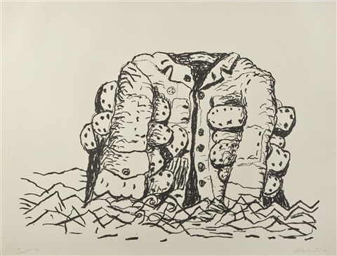 coat by philip guston