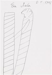 ein maler by oswald tschirtner