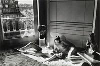 mannequins quai d'orsay 1 by helmut newton