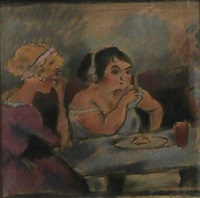 two women by jules pascin