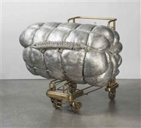 dubai to mumbai (vehicle for seven seas) by subodh gupta