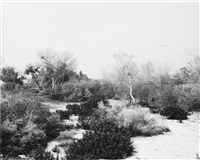 santa ana wash, norton air force base, california by robert adams
