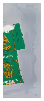 st. michael i by robert motherwell