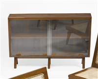 bookcase from chandigarh by pierre jeanneret