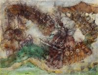 kanuni sultan süleyman by nuri abac