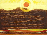 le soleil by max ernst