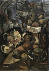 composition sur une table by anatoli karpov