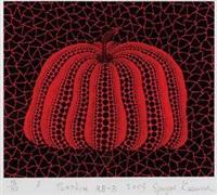 2004 红南瓜 16/80 by yayoi kusama