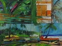 caribbean view by adam cvijanovic