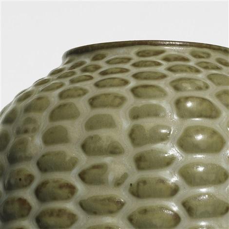 budding vase by axel johann salto
