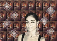 shirin (from the fairytale icons series) by afsoon