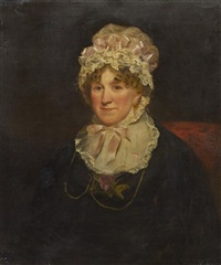 portrait of miss henshaw russell by john jackson