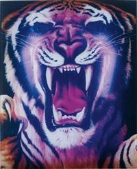untitled (tiger, bursting) by piotr uklanski