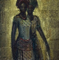 two sisters by kolade oshinowo