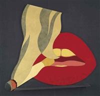 smoker banner by tom wesselmann